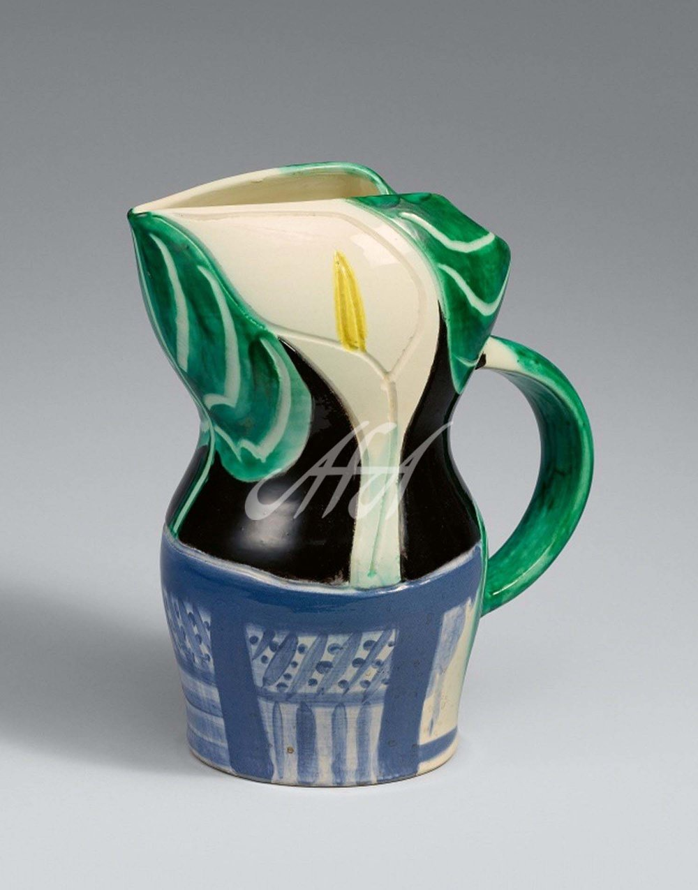 Picasso_ceramic_pitcher with arums watermark.jpg