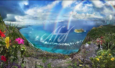 Satoshi 3 rainbows watermark.jpg