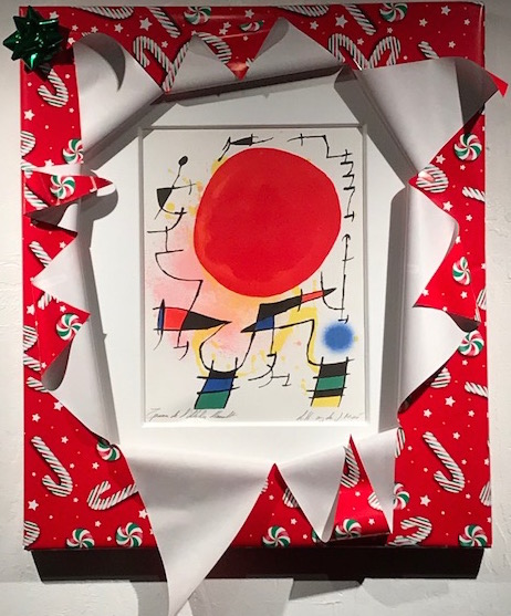 Miro red sun wrapped christmas.jpg