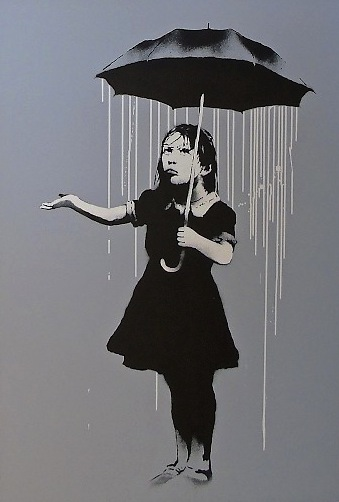 Banksy_rain_2019_show_movie.jpg