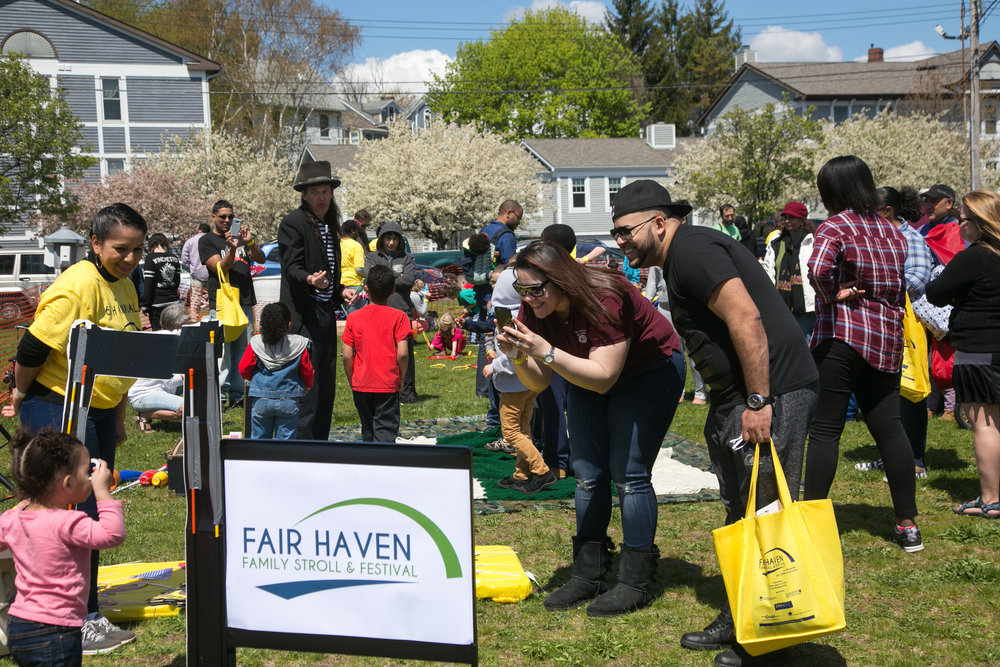 Fair Haven Family Stroll & Festival -