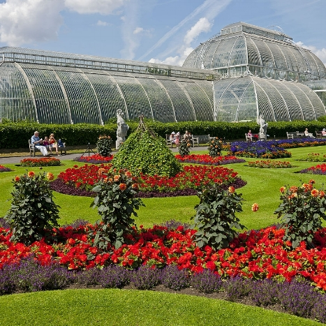Flowers_in_front_of_the_Palm_House,_Kew_Gardens-2.jpg