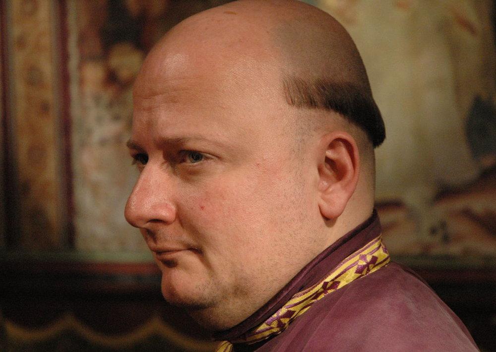 Holger Kunkel as Alain d'Avignon