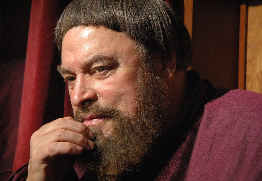 Brian Blessed as Piccolomini