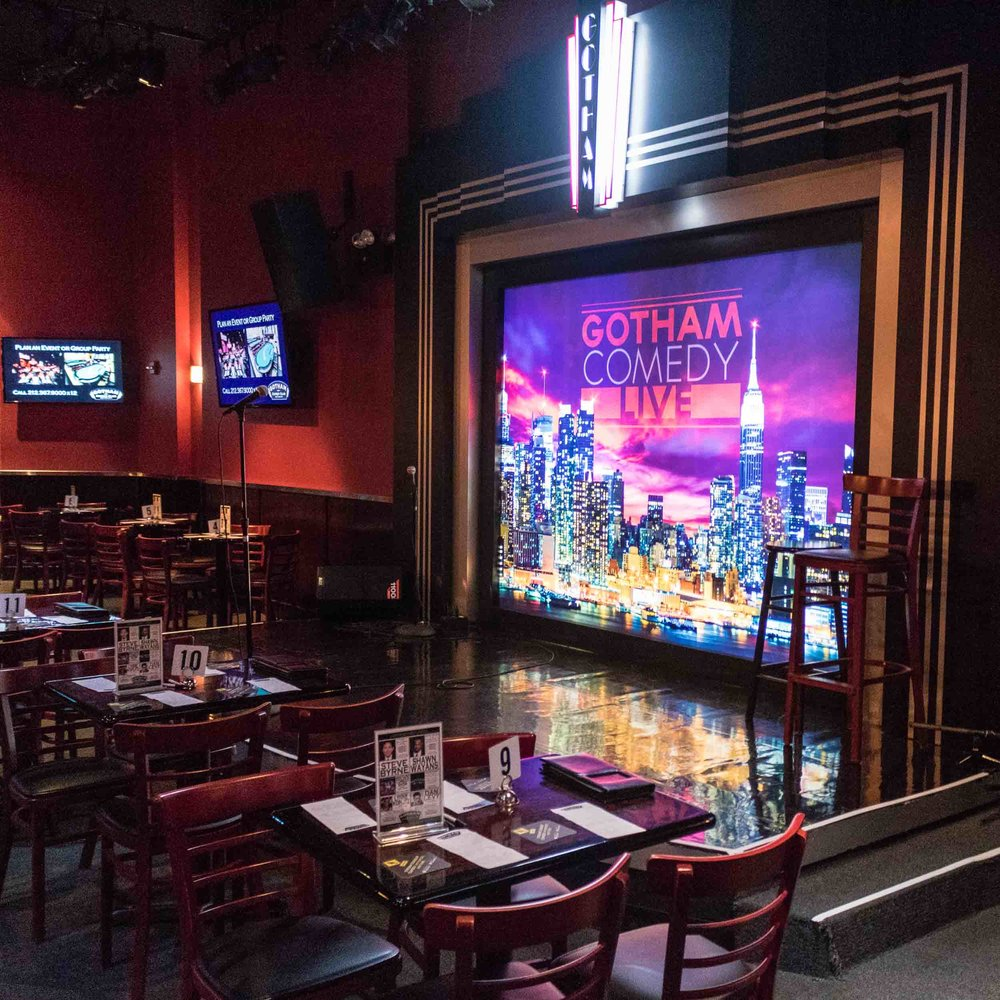 Manhattan Comedy School New Talent Shows at Gotham Comedy Club