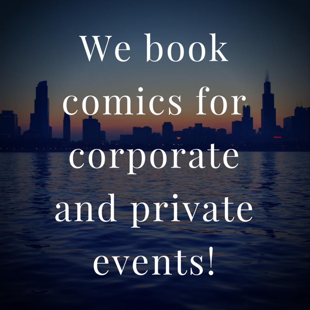 We Book Comics