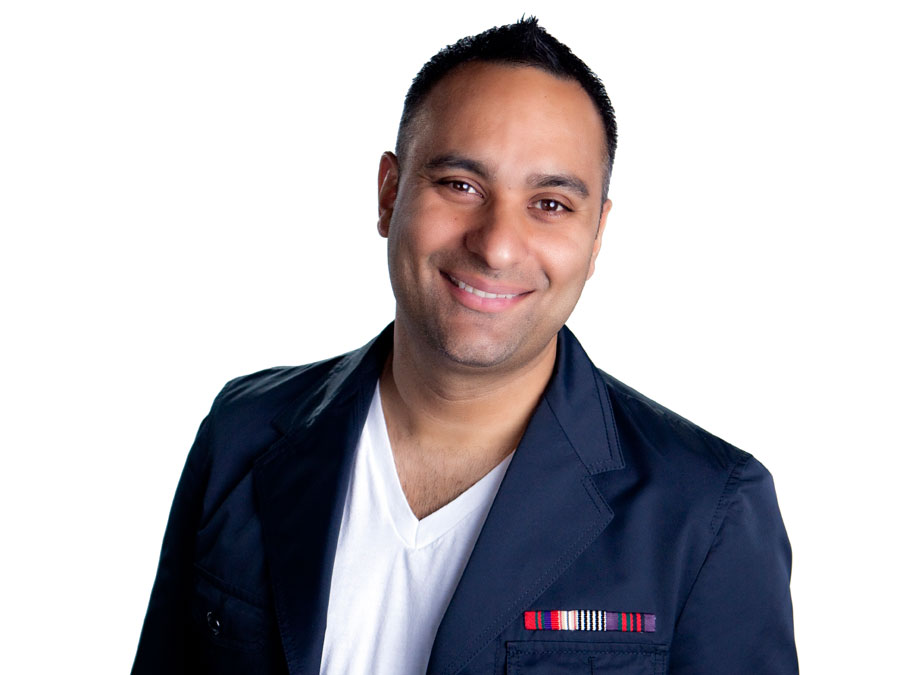 Russell Peters ($9 million)