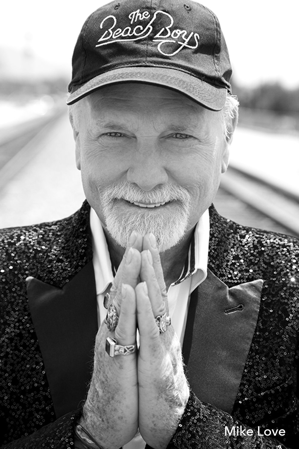 Mike Love Portrait