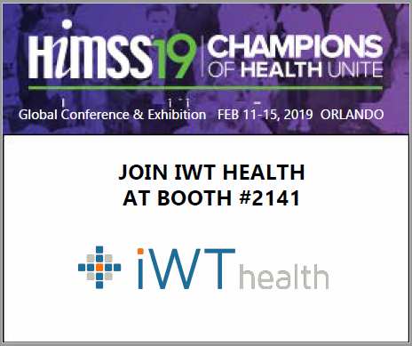 Upcoming Events — iWT health