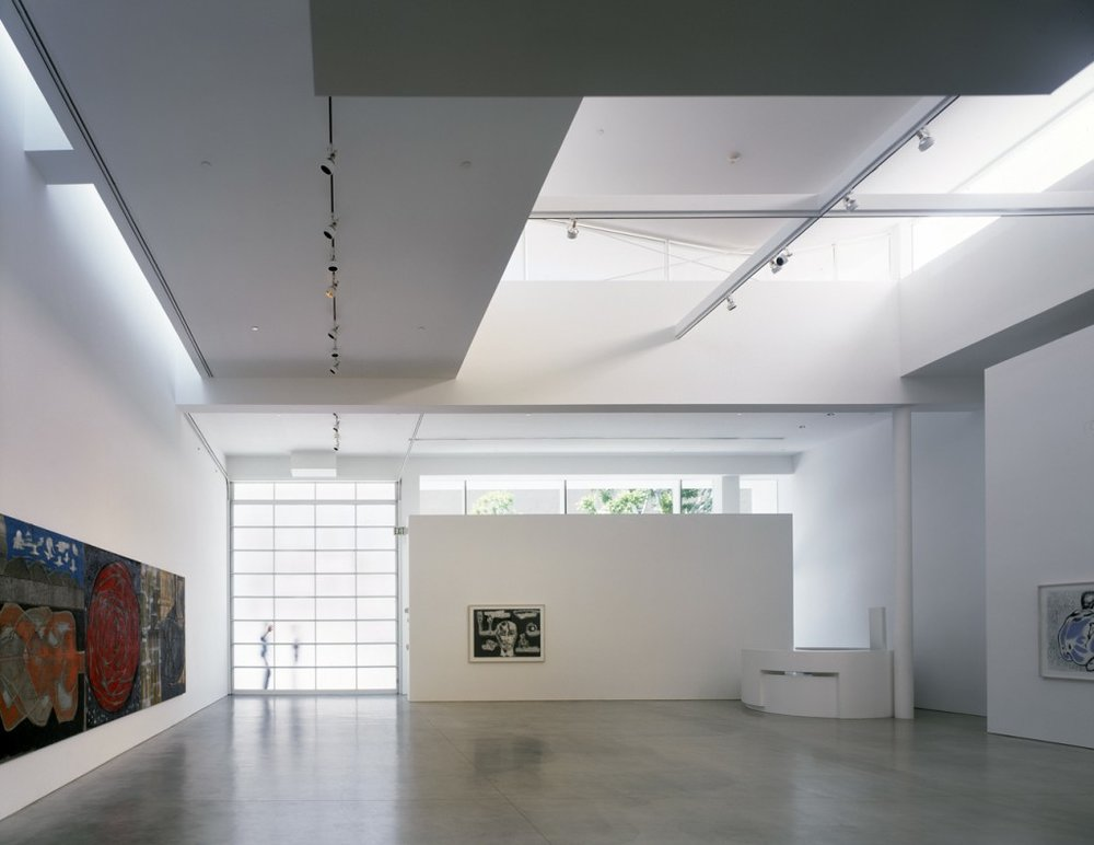Gagosian Gallery Los Angeles, CA