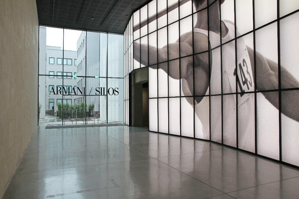 Silos Armani, Milan, Italy