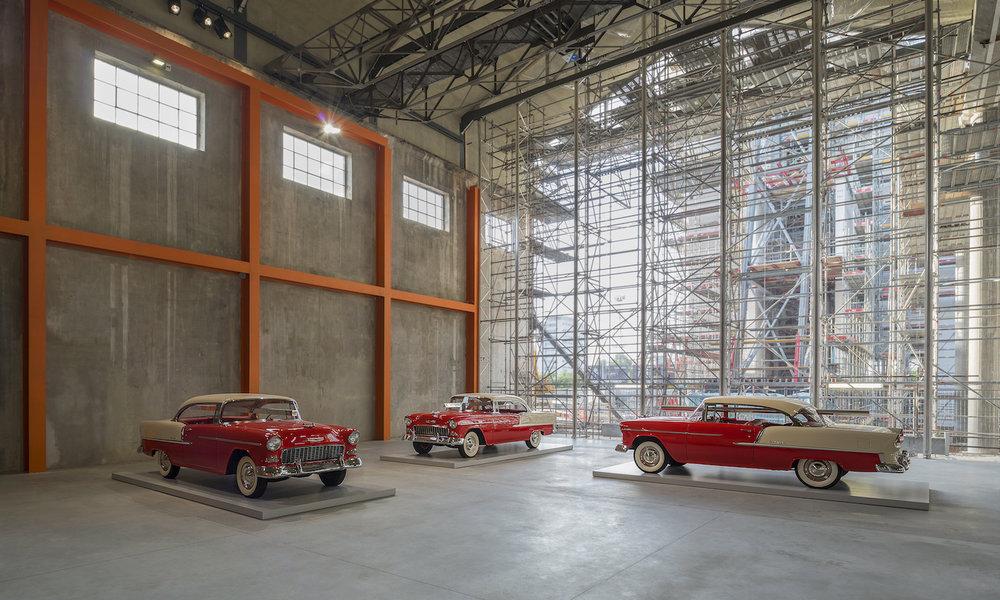 Fondazione Prada, Milan, Italy