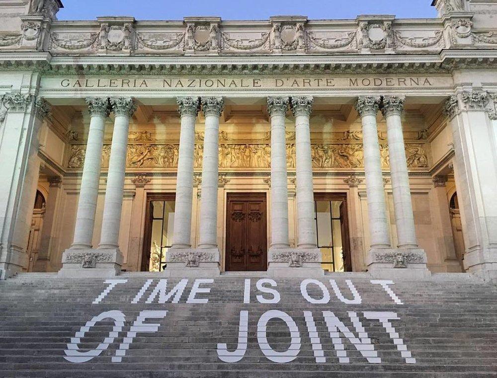 La Galleria Nazionale, Rome, Italy