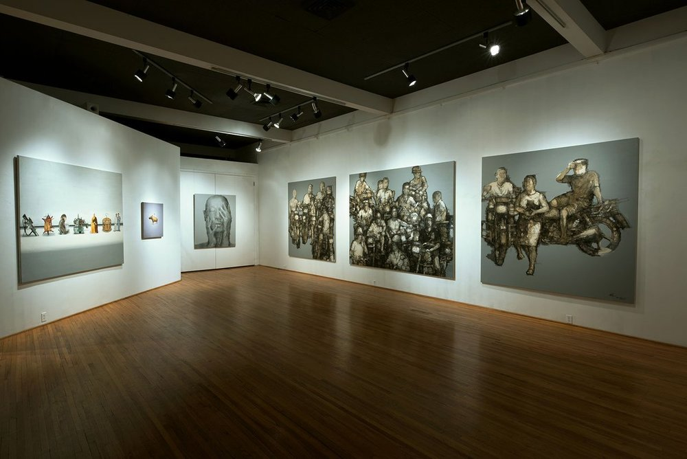 ArtSpace/Virginia Miller Galleries, Coral Gables (Miami), Florida