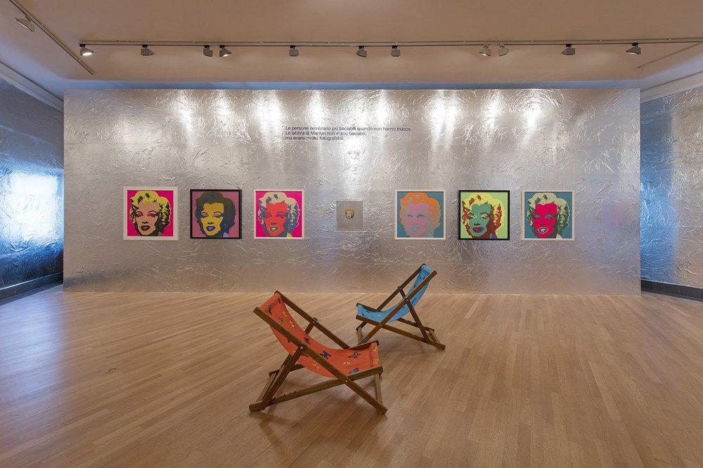 GAMeC - Galleria d'Arte Moderna e Contemporanea Bergamo, Italy