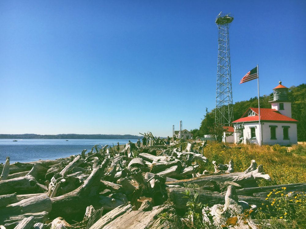 Vashon Island, Washington