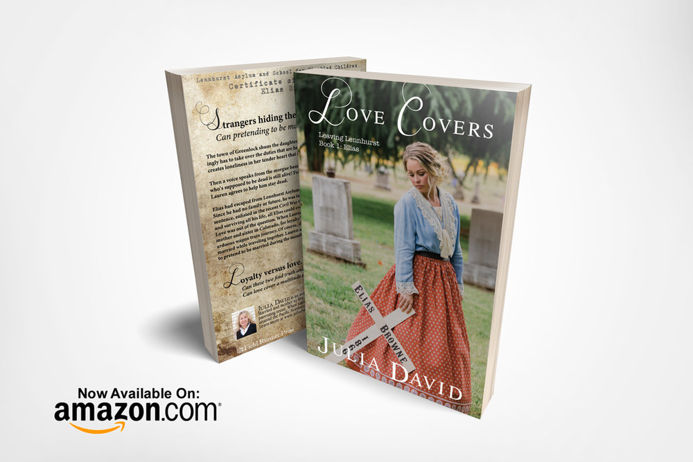 Love Covers - Leaving Lennhurst Book 1: Elias