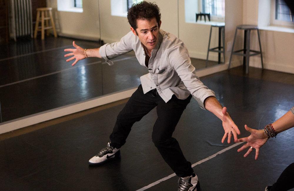 Andy Blankenbuehler - Tony Award-Winning Choreographer