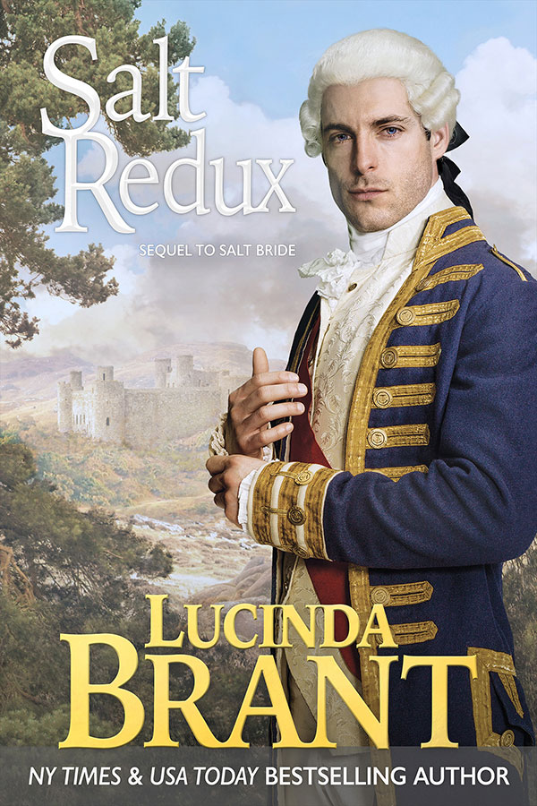 Salt Redux by Lucinda Brant—book cover