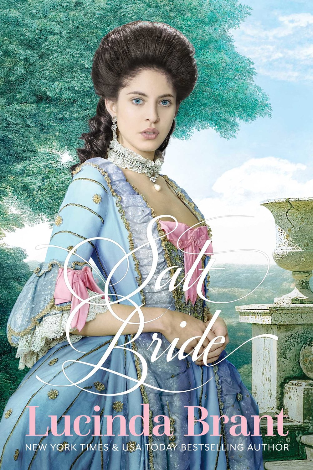 Salt Bride—A Georgian Historical Romance by Lucinda Brant