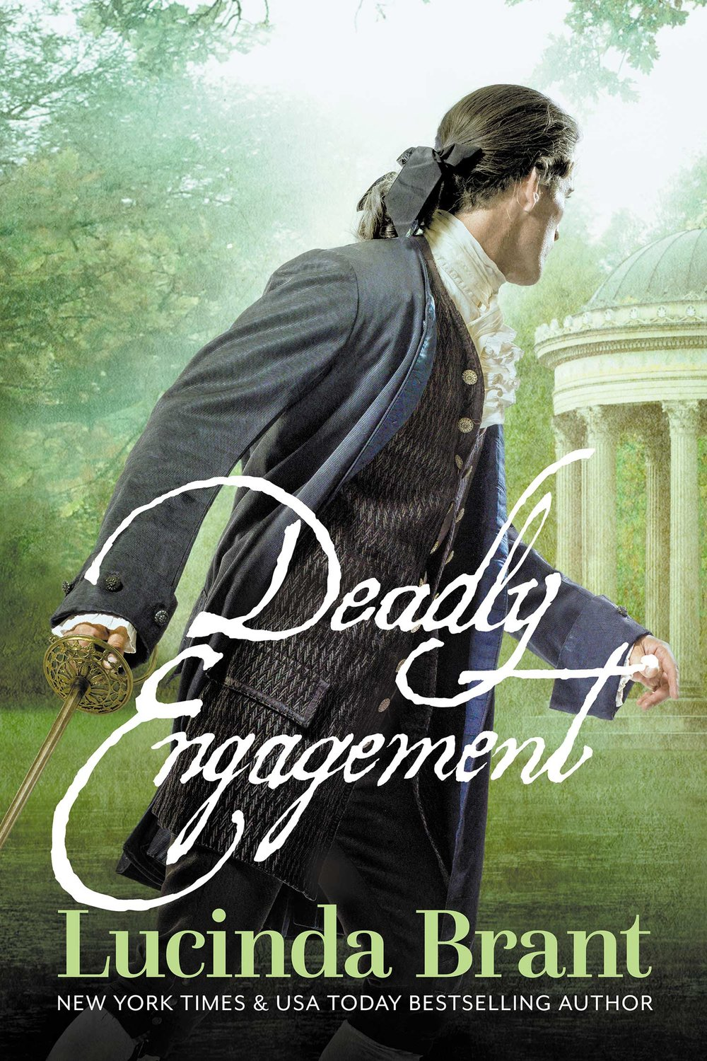 Deadly Engagement: A Georgian Historical Mystery (Alec Halsey Mystery Book 1) by Lucinda Brant
