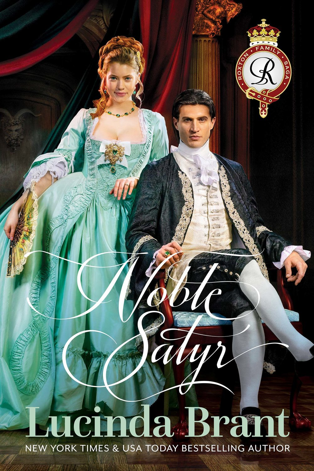 Noble Satyr: A Georgian Historical Romance by Lucinda Brant