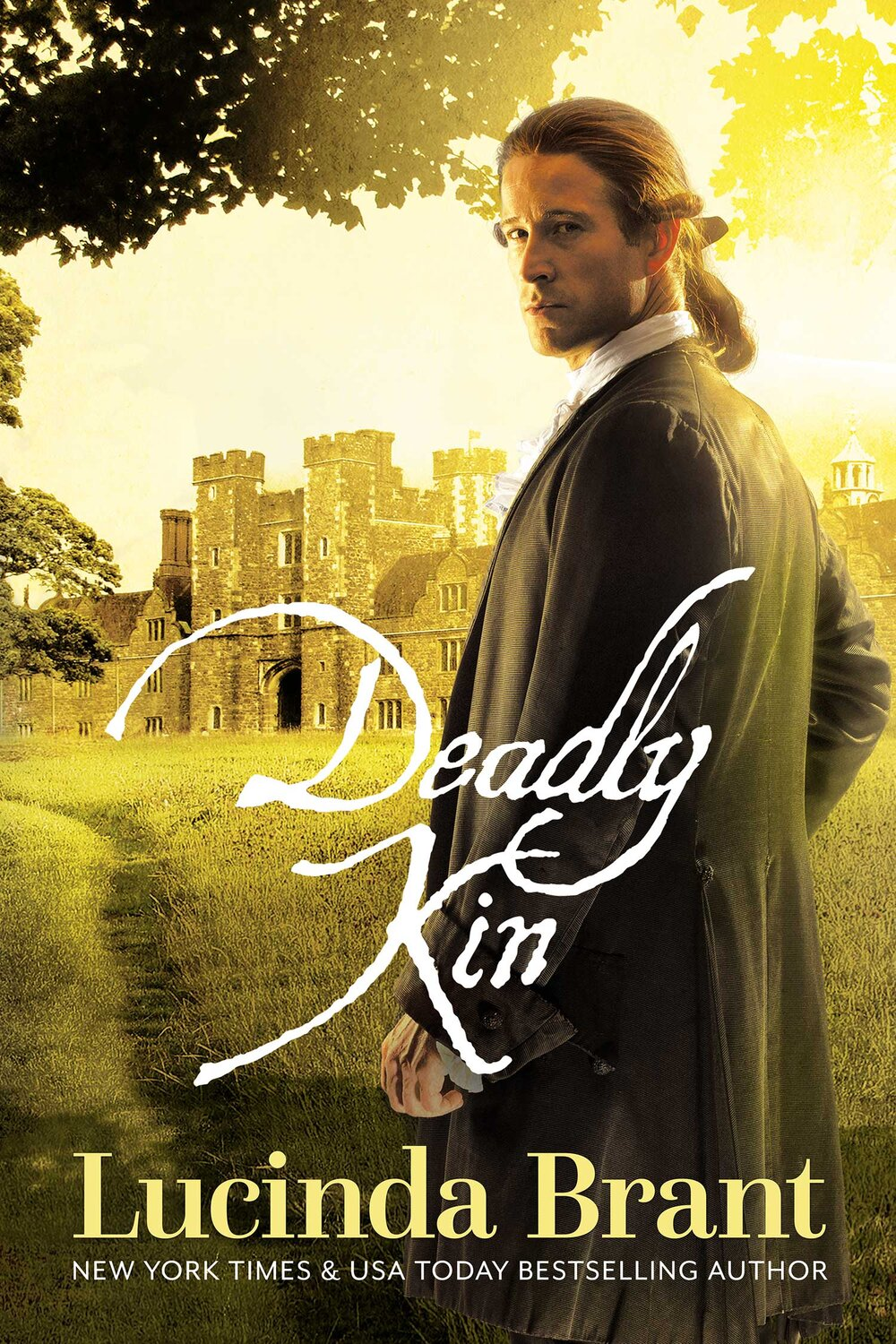 Deadly Kin: A Georgian Historical Mystery (Alec Halsey Mystery Book 4) by Lucinda Brant