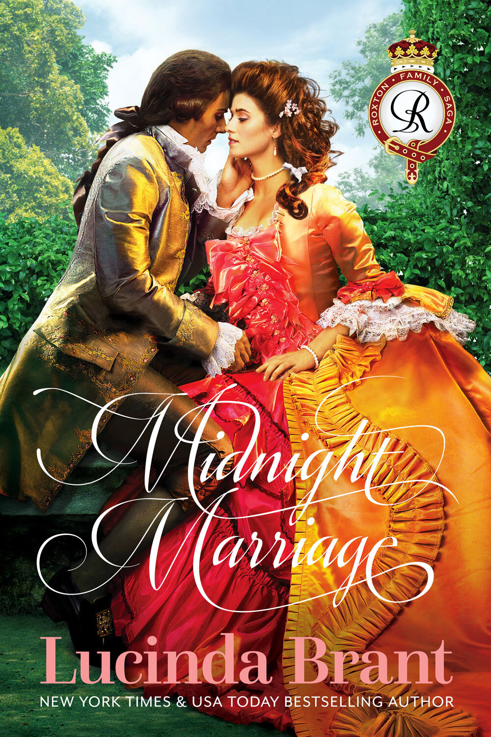 Midnight Marriage: A Georgian Historical Romance by Lucinda Brant