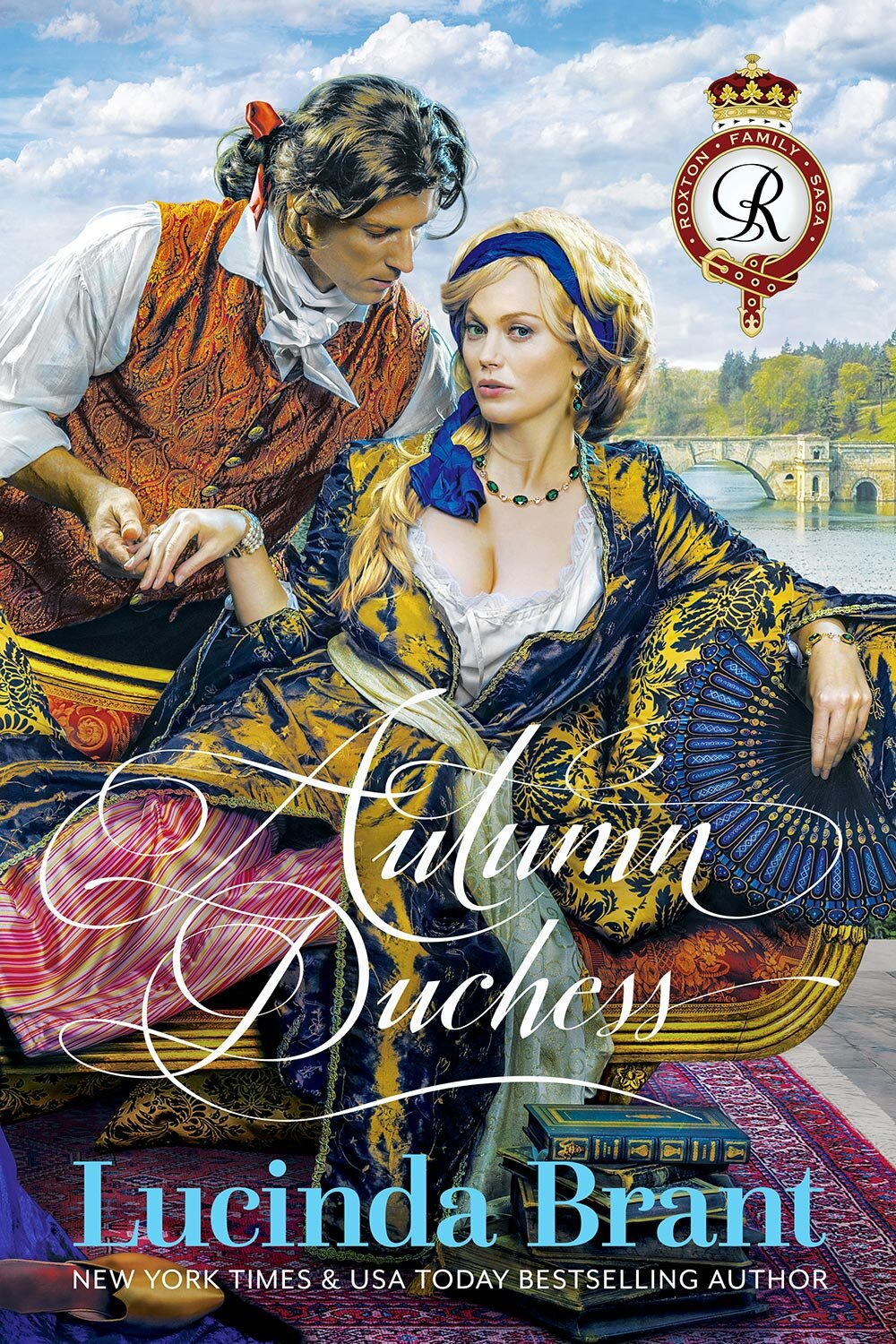 Autumn Duchess—A Georgian Historical Romance by Lucinda Brant