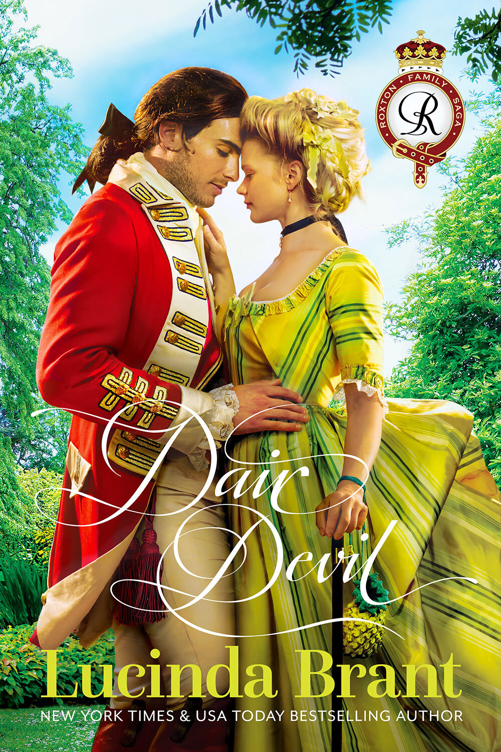 Dair Devil: A Georgian Historical Romance by Lucinda Brant
