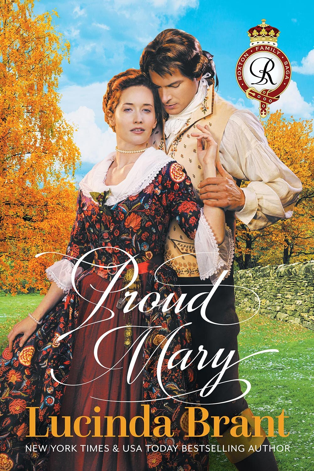 Proud Mary—A Georgian Historical Romance by Lucinda Brant