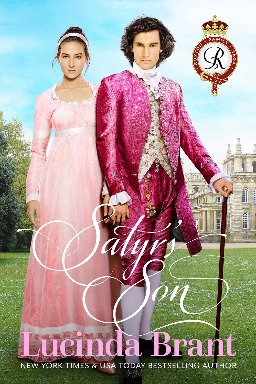 Satyr's Son—A Georgian Historical Romance by Lucinda Brant