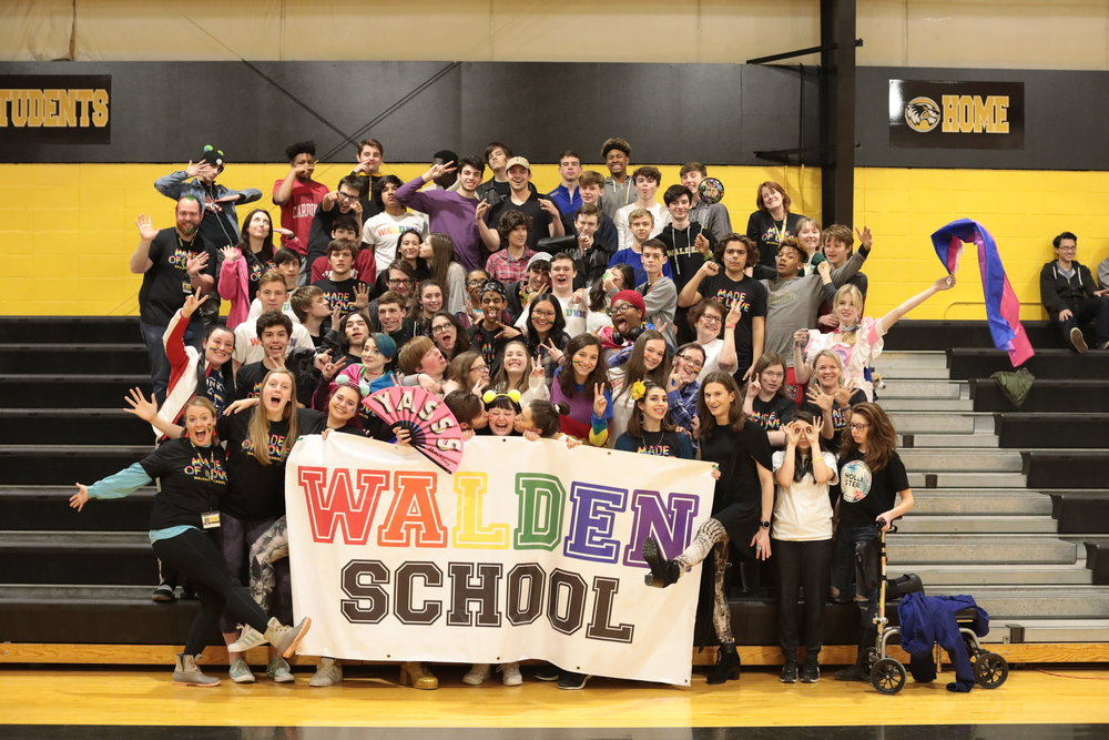 OUR Focus on Diversity - Walden School seeks to foster a community of inclusion that respects, celebrates, and compassionately embraces the cultural, ethnic, racial, religious, socioeconomic, and personal diversity of each member of the Walden family. Walden strives to promote cultural competency and understanding through its curriculum, instruction, program, and community outreach.