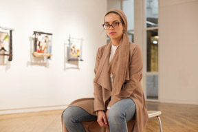 Leila, Gallery 44, Toronto