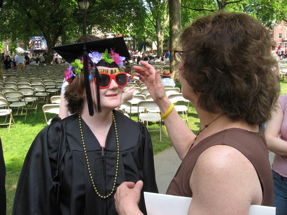 2007 Brown Commencement CAP 22.jpg