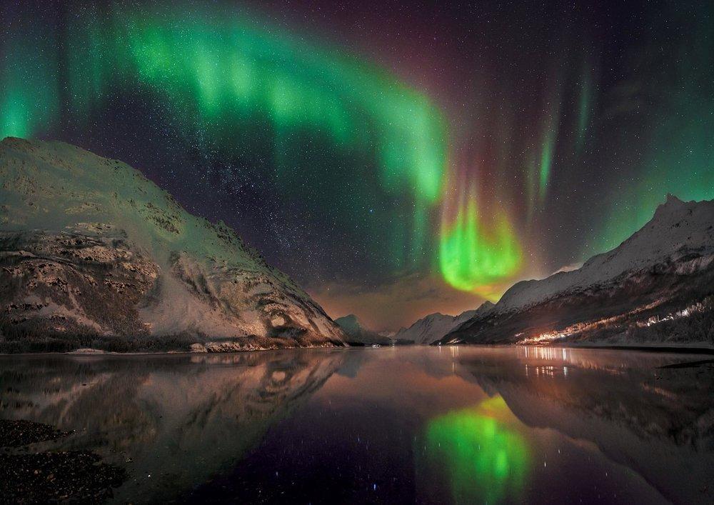 Aurora Borealis 2, Tromso