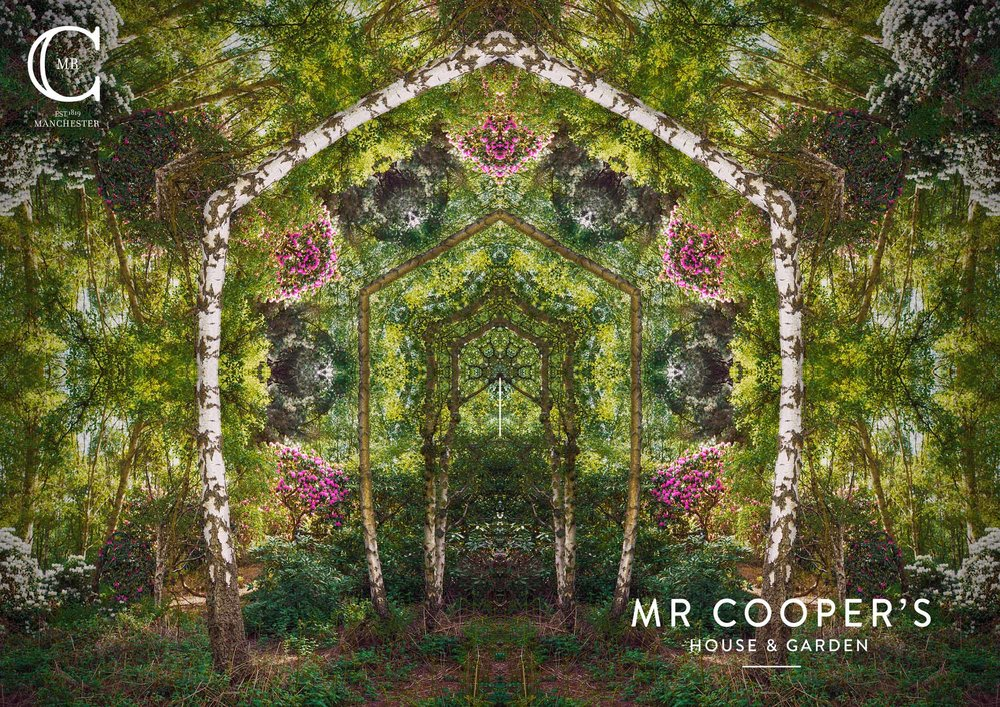Mr Coopers House and Garden - Spring