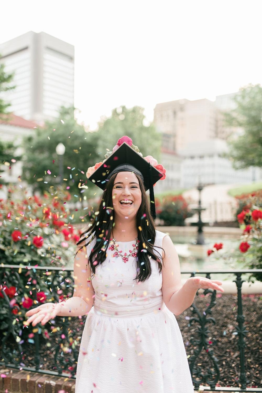 Christine, VCU Graduate