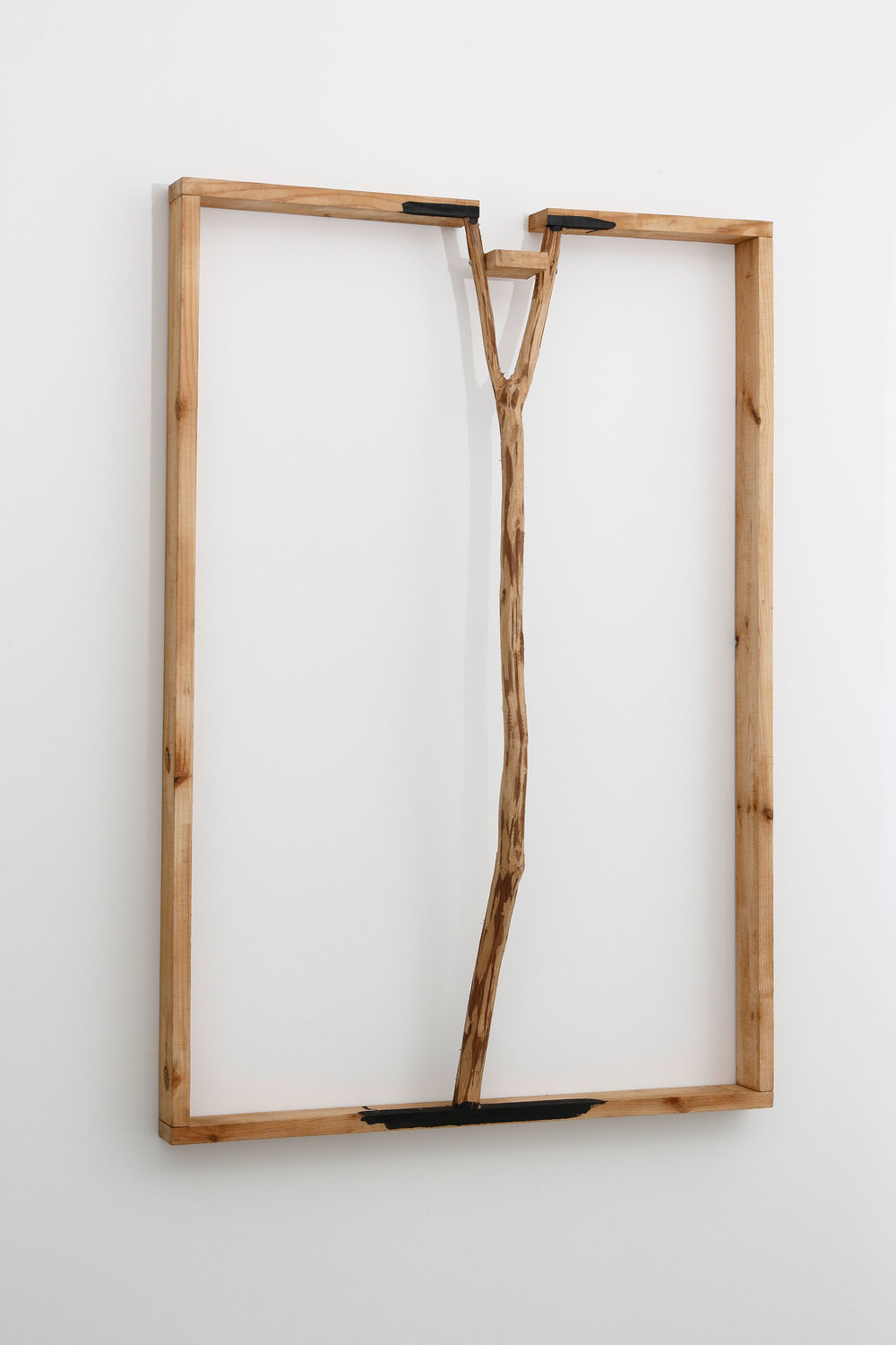 Surrounding Margin, Distanced Body , 1990