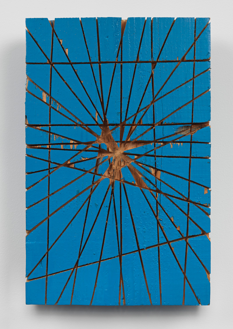 Cluster of Edges , 1997