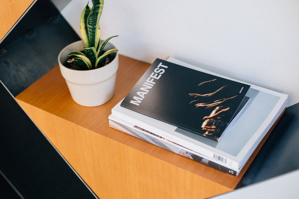 Manifest Zine - the challenge:design a zine targeted for Christian creatives