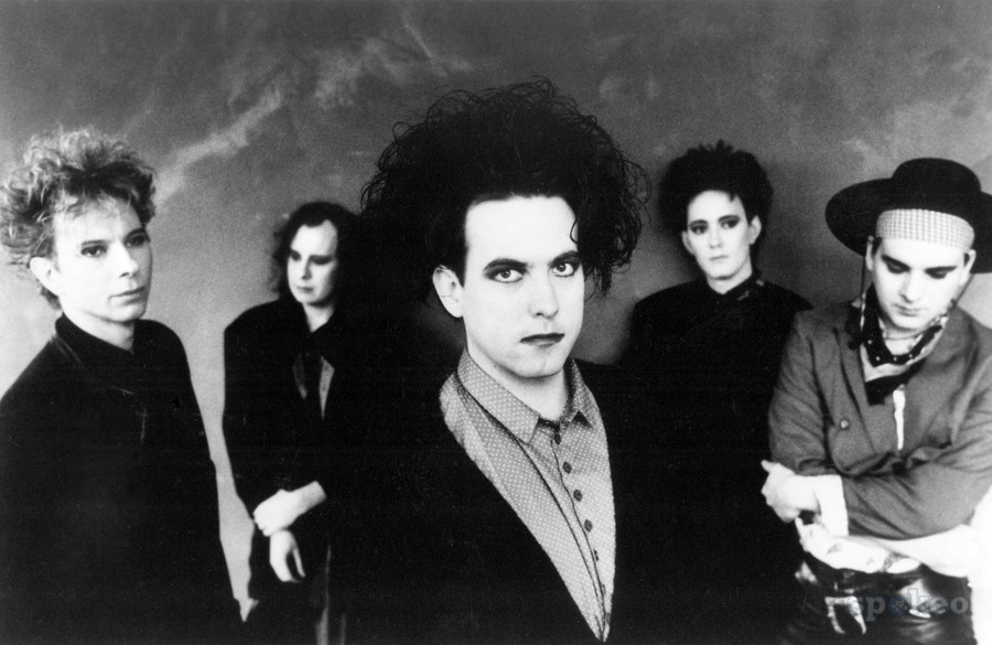 Image result for the cure 1989