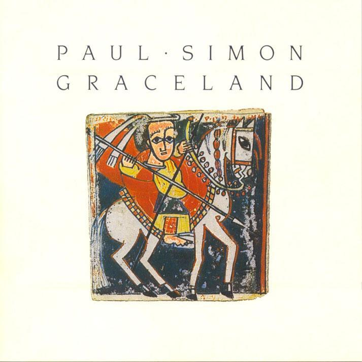 Image result for paul simon graceland