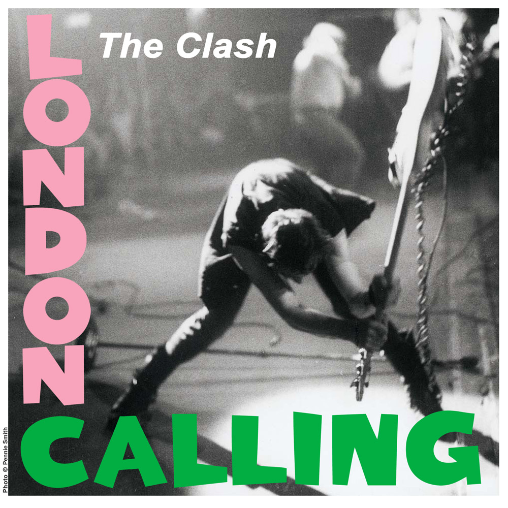 Image result for london calling the clash