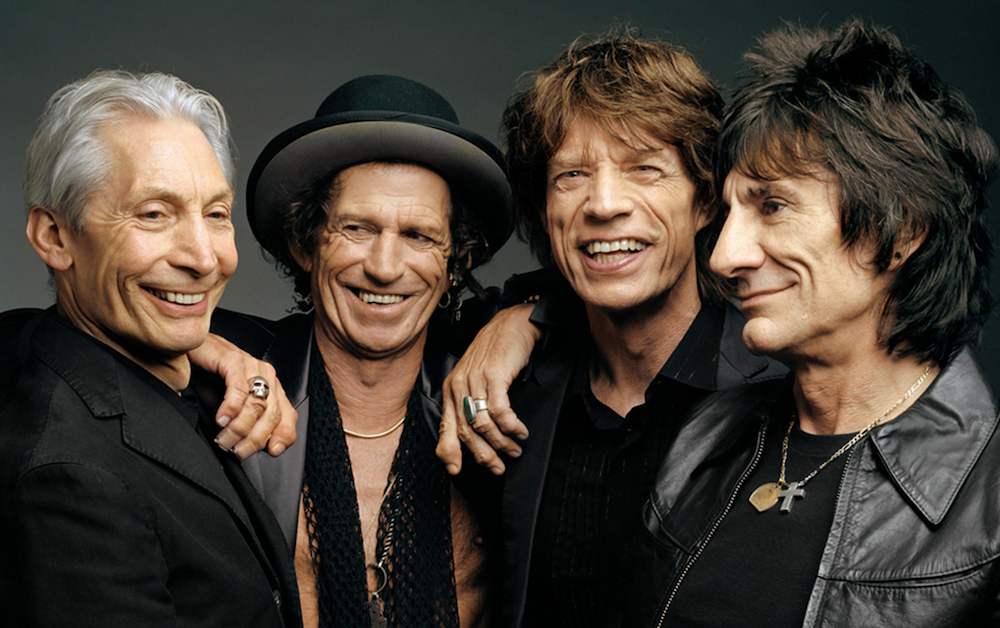Image result for rolling stones 2016