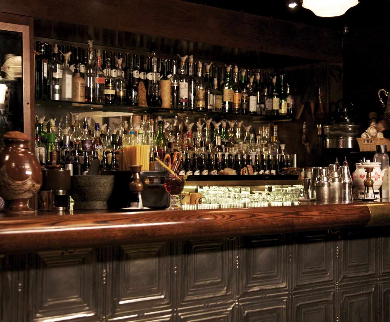 Image result for nightjar bar