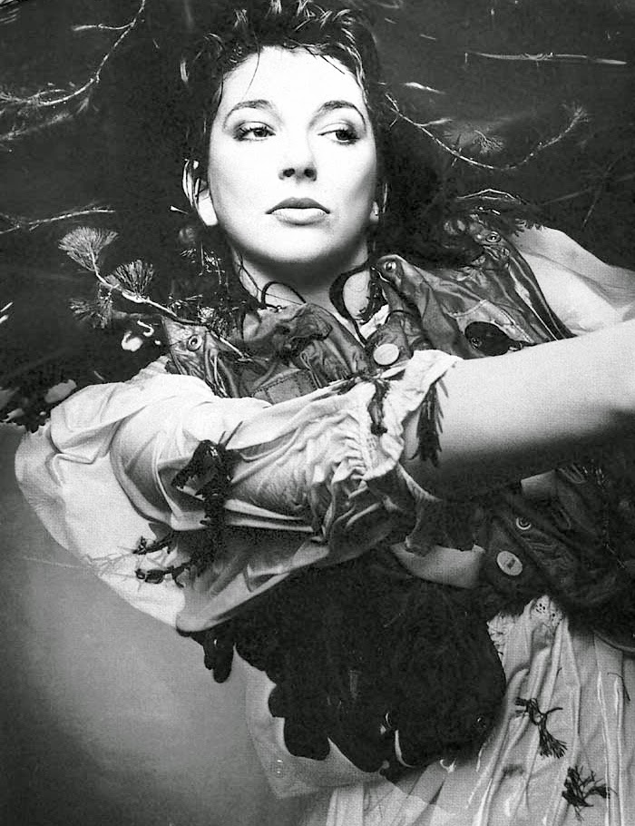 Image result for kate bush the ninth wave