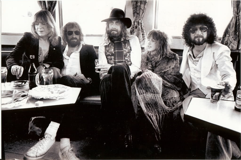 Image result for fleetwood mac recording rumours