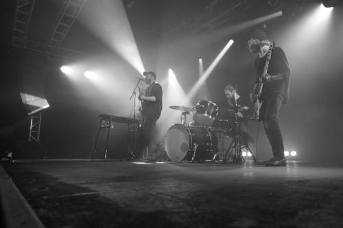 band stage black white .JPG