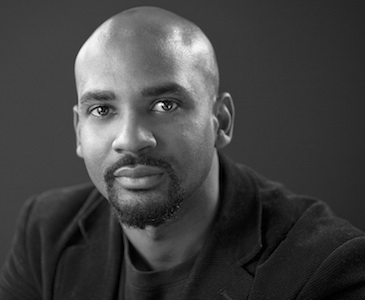 Derrick Harriell, poet -